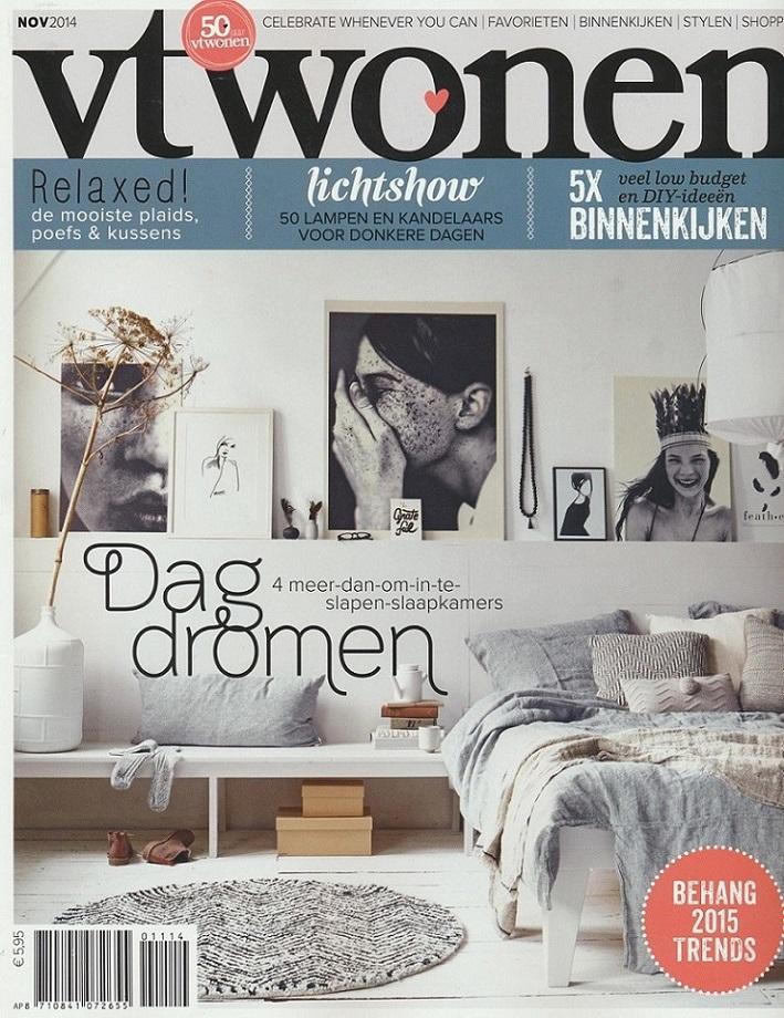 Cover - November 2014 - VT wonen