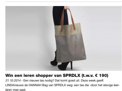 SPRDLX win-actie!