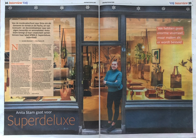 NH dagblad superluxe
